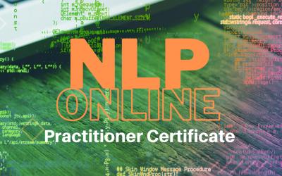 NLP 身心語言程式學執行師課程(線上版)